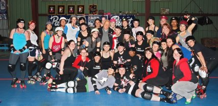 Rocky Mountain Roller Girls