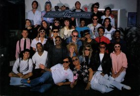 Ticketmaster - LA XMAS card circa 1986(ish) Share By:Jane Shore